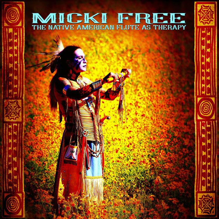 Native American Flute As Therapy - Micki Free